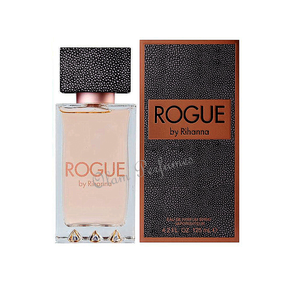 Rihanna Rogue For Women Eau De Parfum Spray 4.2oz 125ml