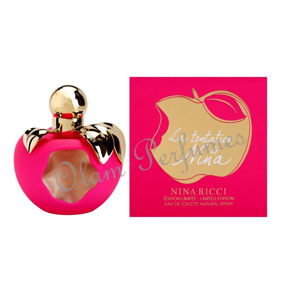 La Tentation De Nina Eau de Toilette Spray 1.7oz 50ml