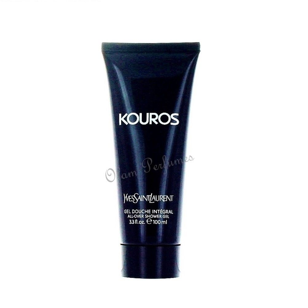 YSL Yves Saint Laurent Kouros All Over Shower Gel 3.3oz 100ml